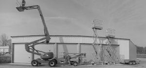Über uns TC Equipment Geschichte Schermbeck Verkauf Vermietung Service