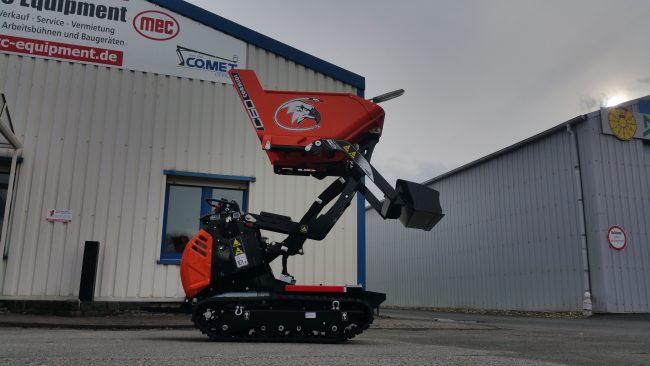 Cormidi C6.60 ACDHE Raupendumper Minidumper Dumper