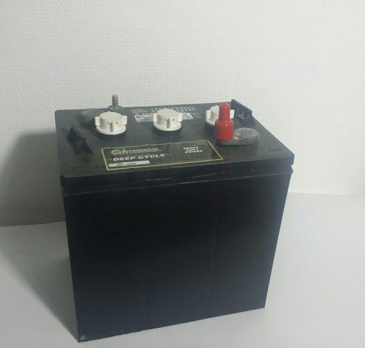 Blockbatterie DC-105