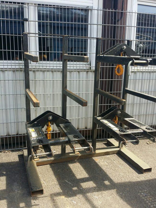 Stapler Lasthaken 500 kg