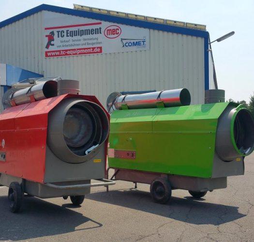 Thermobile ITA 75 Hallenheizung Bautrockner Heizung Heizgerät