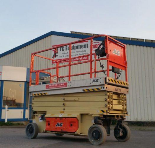 JLG 3246ES Scherenbühne Arbeitsbühne scissorlift hoogwerker