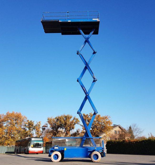 Holland Lift Q135EL24