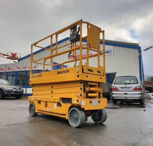 Haulotte Compact 10N Scherenbühne Arbeitsbühne