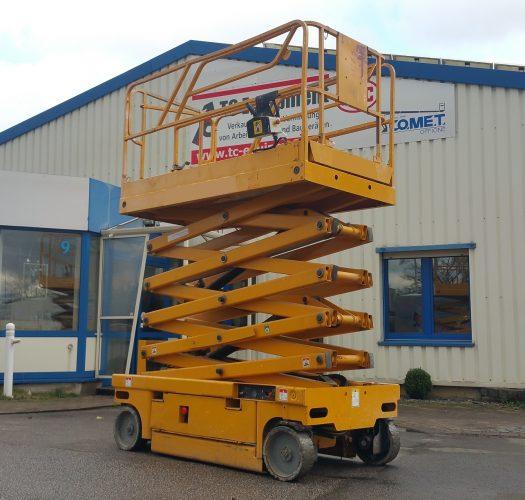 Haulotte Compact 10 Scherenbühne Arbeitsbühne