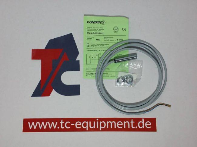 Contrinex DW-AD-503-M12 Induktiver Näherungsschalter