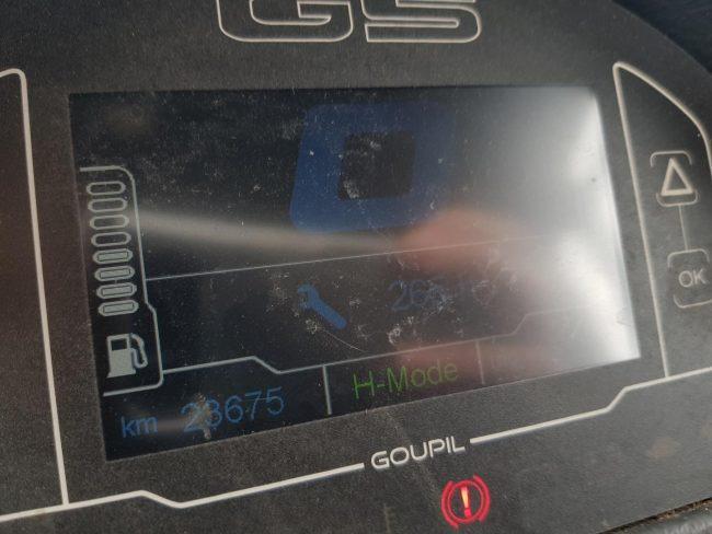 Goupil G5 Hybridt Elektrofahrzeug