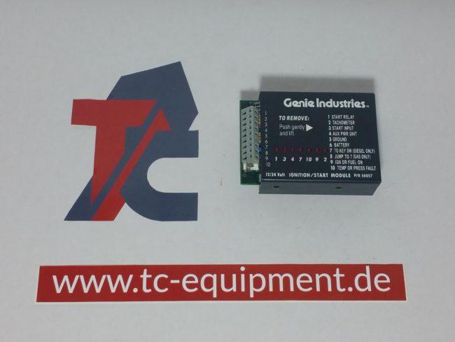 Genie 56057 Ignition Start Module Schaltung Ersatzteile