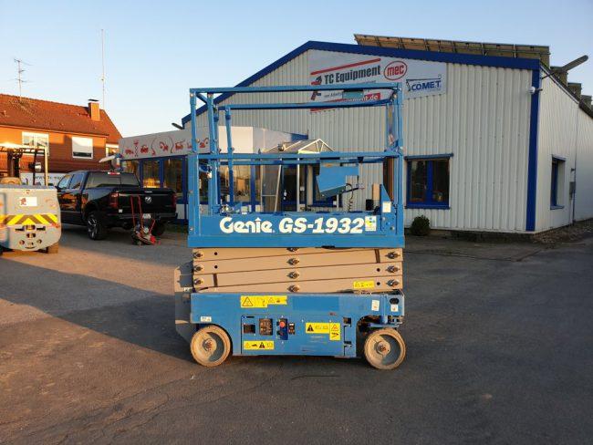 Genie GS1932 Elektroscherenbühne Arbeitsbühne