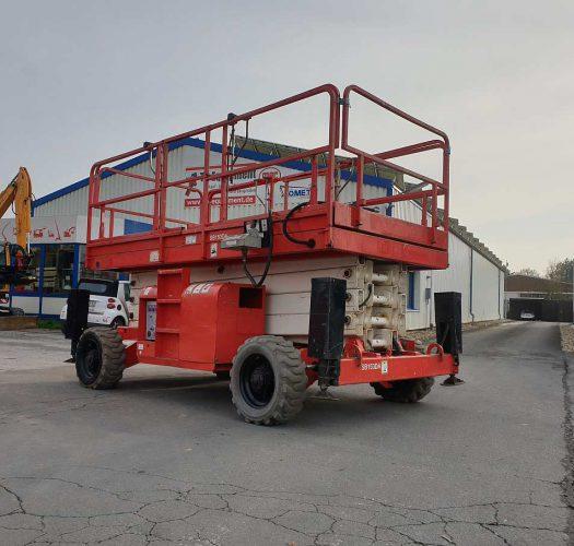 Haulotte H15 SX Dieselscherenbühne