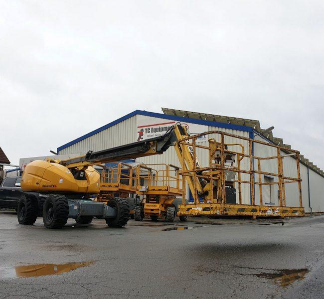 Haulotte H16 TPX Teleskoparbeitsbühne