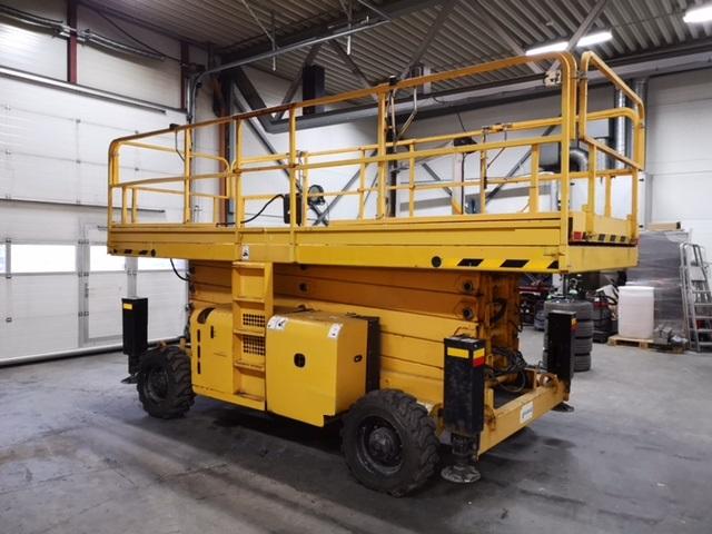 Haulotte H18 SXL Dieselscherenbühne