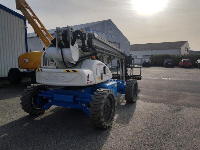 Niftylift HR21 Hybrid 4x4 Gelenk Teleskopbühne Arbeitsbühne