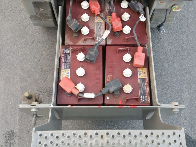 Haulotte Compact 8 Scherenbühne Arbeitsbühne