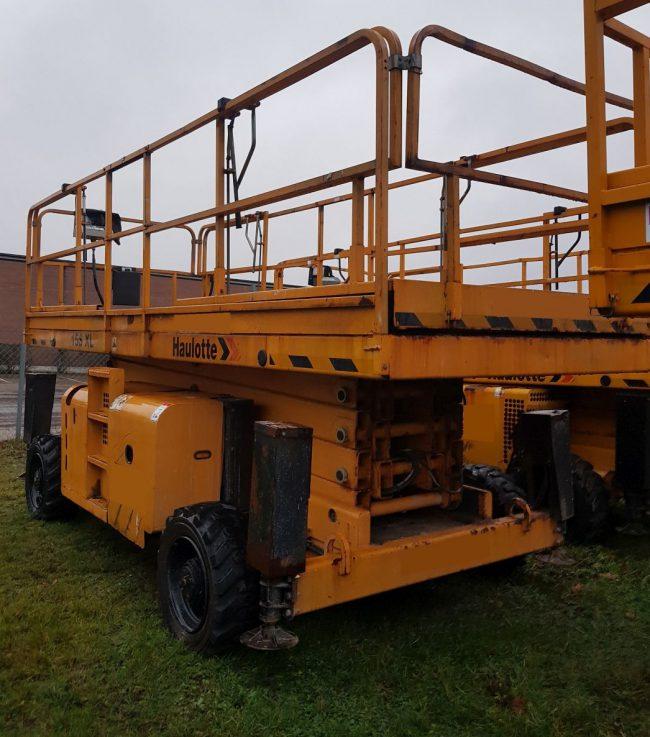 Haulotte H15 SXL Dieselscherenbühne