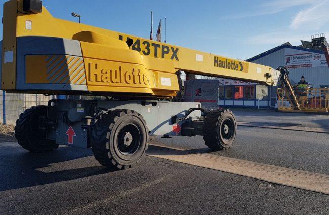 Haulotte H43 TPX Teleskoparbeitsbühne