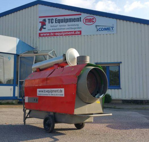 Thermobile ITA 75 Hallenheizung Bautrockner Zeltheizung Heizgerät