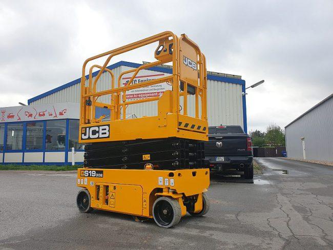 JCB S1930E Scherenbühne Arbeitsbühne