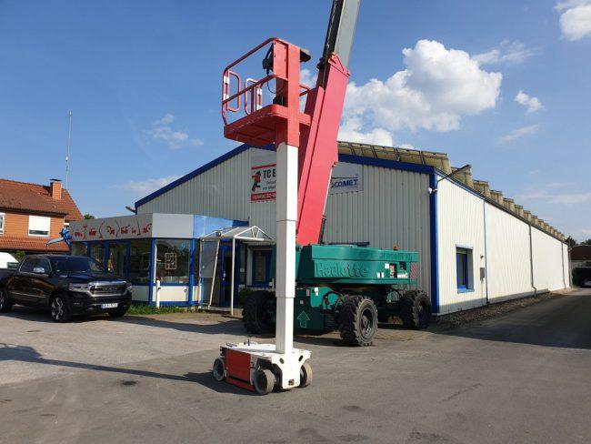 JLG 1230ES vertikalbühne Mastbühne