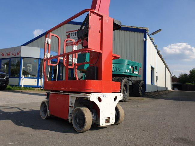 JLG 1230ES vertikalbühne personenlift