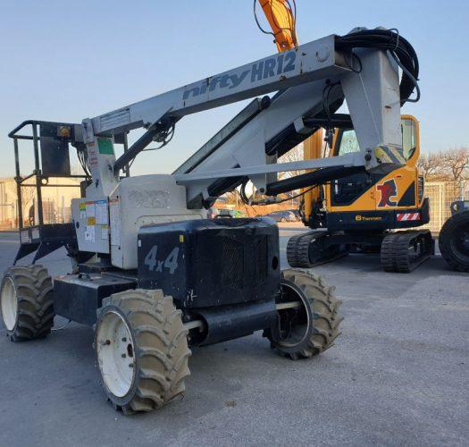 Niftylift HR12 4x4 Arbeitsbühne