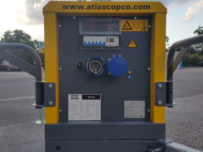 Atlas Copco QLB02 Lichtmast