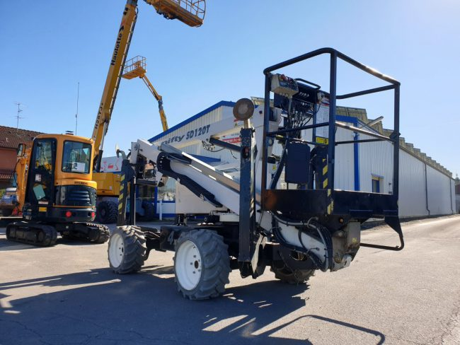 Niftylift SD120T Arbeitsbühne Gelenkbühne