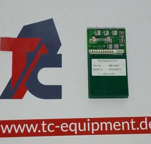 SEVCON 66610623 JLG Fahrplatine Ersatzteile