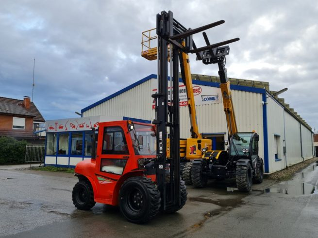 Heli CPCD30 Geländestapler Gabelstapler