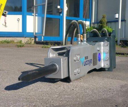 TC-HH200 Hydraulikhammer Abbruchhammer