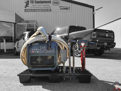 TC-HP1 Hydraulik Pack Aggregat
