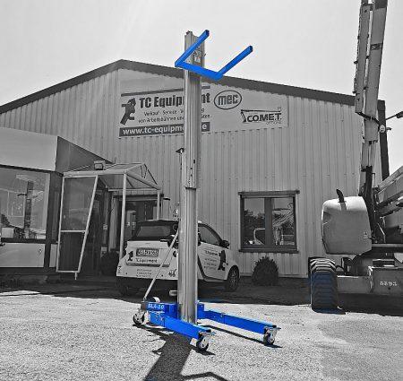 TC-ML1 Materiallift Lastenaufzug Materialaufzug