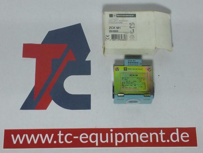 Telemecanique ZCK M1 Endschalter Ersatzteile