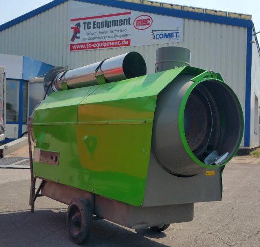Thermobile ITA-75 Hallenheizung Bautrockner Heizung Heizgerät