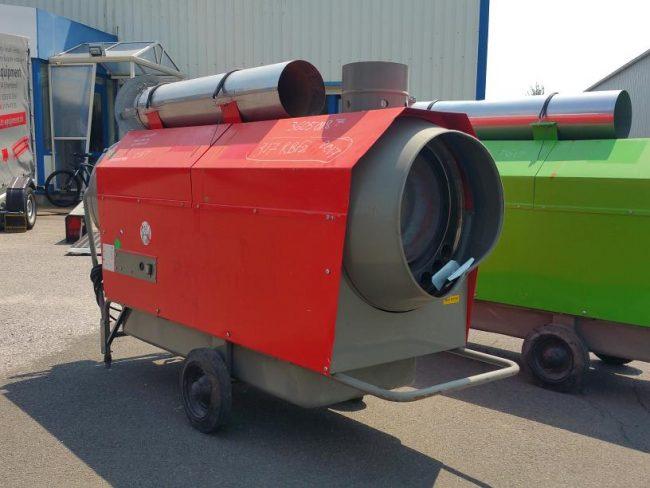 Thermobile ITA 75 Bautrockner Zeltheizung Hallenheizung