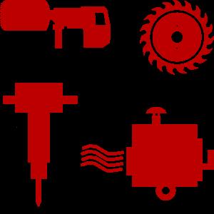 Baugeräte Werkzeuge mieten Vermietung