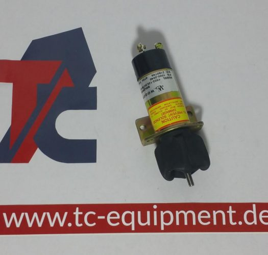 Woodward 1502 12C2U1B1S1 Elektromagnetventil solenoid