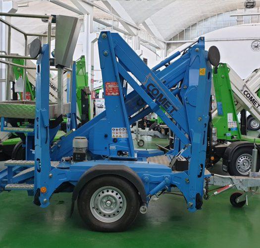 Comet X-Trailer Anhängerbühne Arbeitsbühne