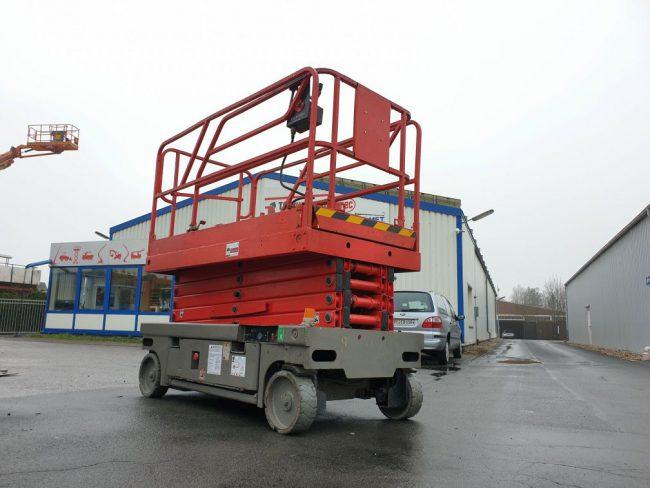 Haulotte Compact12 Scherenbühne Arbeitsbühne