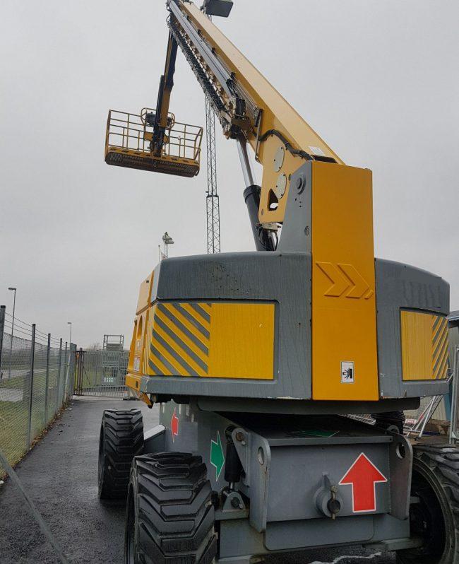 Haulotte H28TJ+ Teleskopbühnen Arbeitsbühne